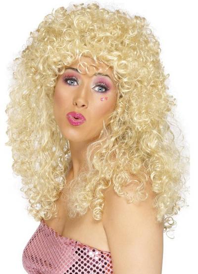 Blonde Boogie Babe Wig