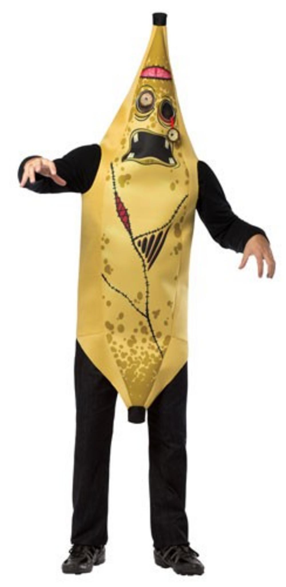 Zombie Banana Costume