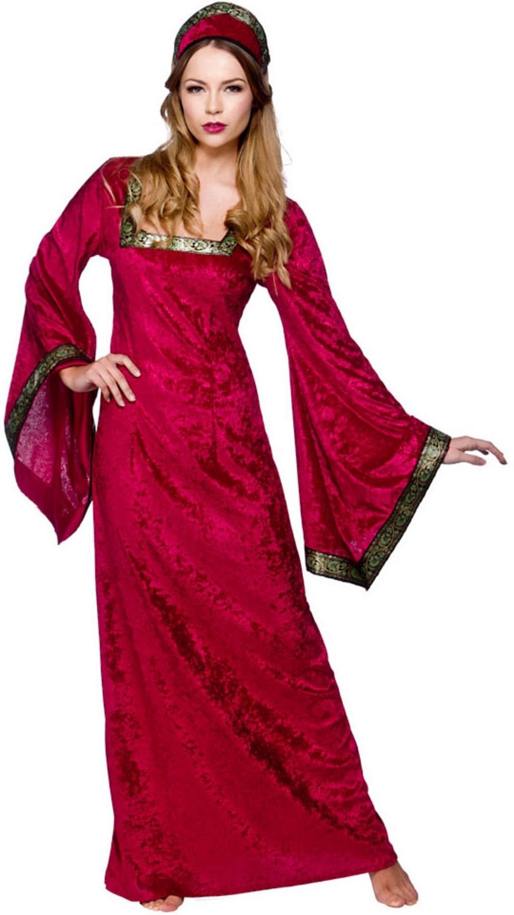 Medieval Princess Costume