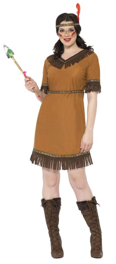 Indian Maiden Costume