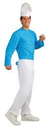 Licensed Smurf Costume