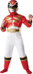 Red Power Ranger Megaforce Costume
