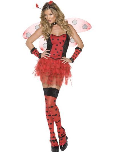 Fever Lady Bug Costume