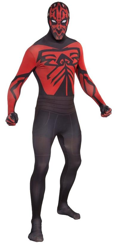 Darth Maul 2nd Skin Costume