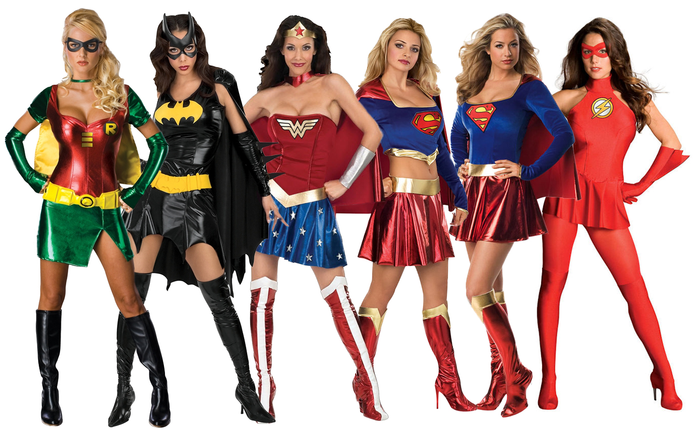 Sentinel Sexy Superhero Costumes Womens Comic Book Movie Ladies Adult Fancy Dress Outfit  sc 1 st  eBay & Sexy Superhero Costumes Womens Comic Book Movie Ladies Adult Fancy ...