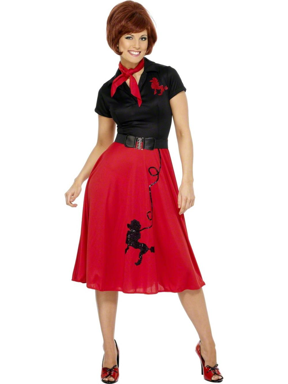 50s Poodle Costume