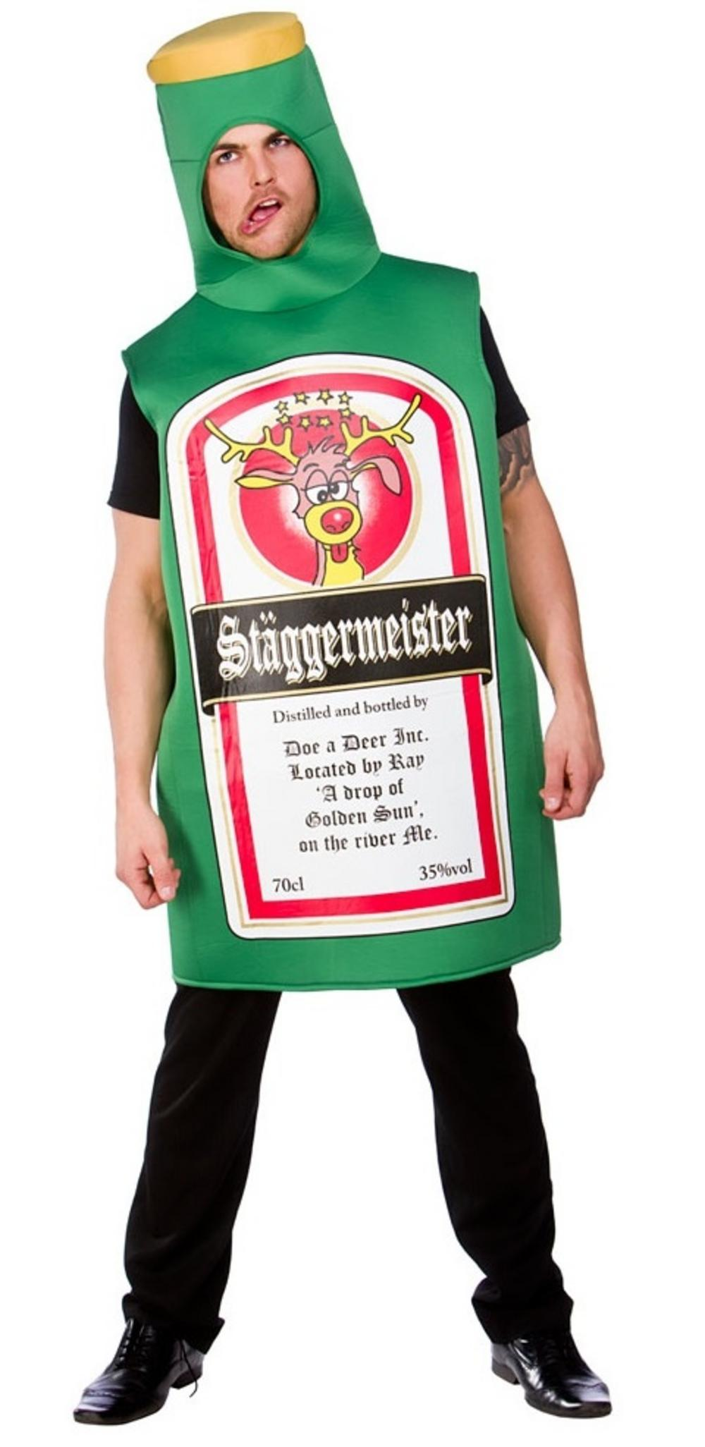 Staggermeister Costume