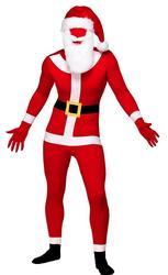 Skinz Santa Bodysuit