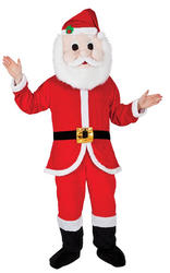 Santa Mascot Costume