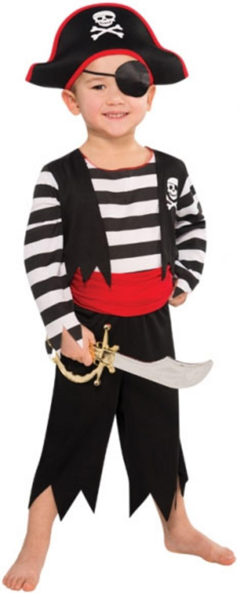 Deckhand Pirate Costume  sc 1 st  Mega Fancy Dress & Deckhand Pirate Costume | Pirate Fancy Dress Costumes | Mega Fancy Dress