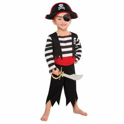 Deckhand Pirate Fancy Dress Costume