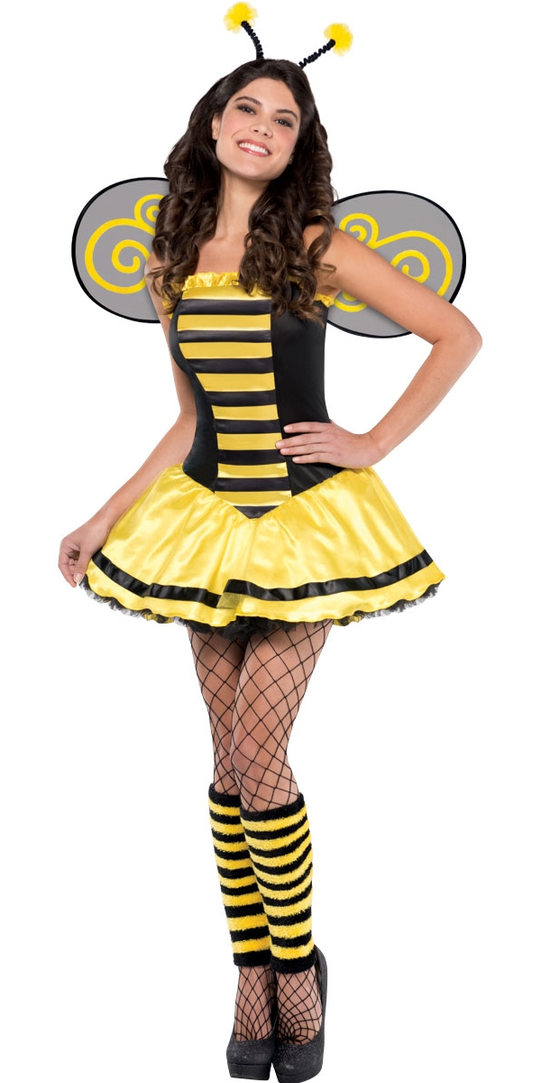 Bumble Beauty Costume  sc 1 st  Mega Fancy Dress & Bumble Beauty Costume | All Ladies Costumes | Mega Fancy Dress