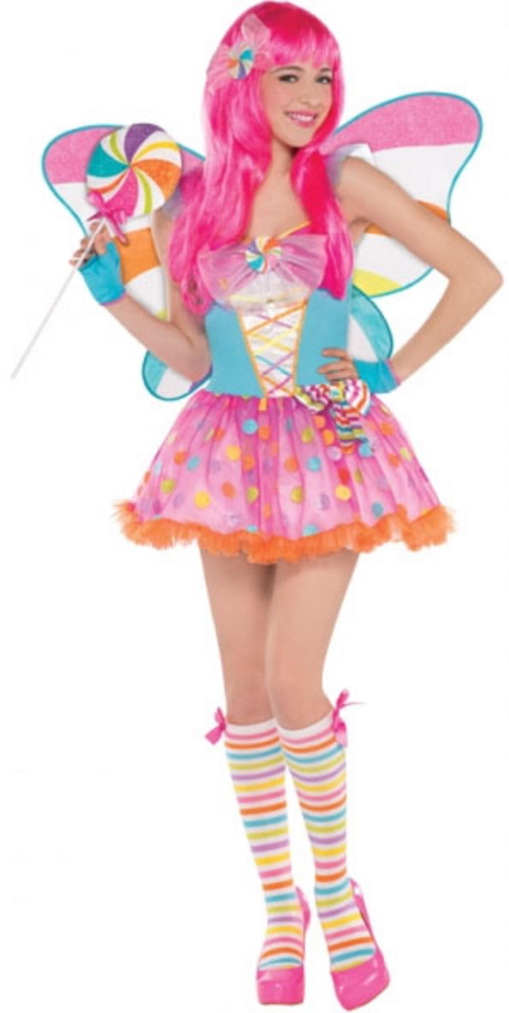 Lollipop Princess Costume