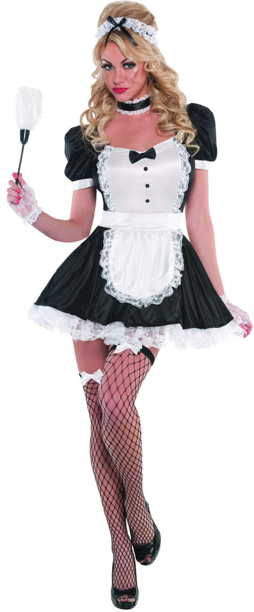 Sexy waitress costume