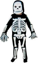 3D Skeleton Costume