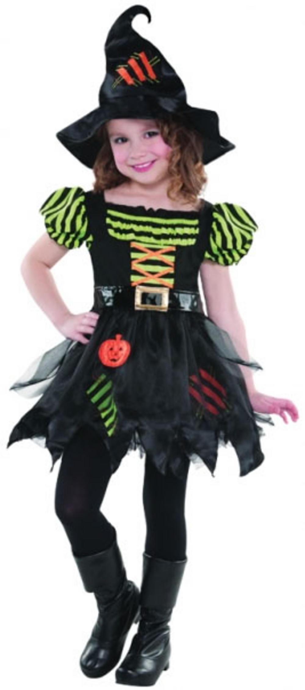 Pumpkin Patch Witch Costume  sc 1 st  Mega Fancy Dress & Pumpkin Patch Witch Costume   All Halloween   Mega Fancy Dress