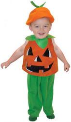 Pumpkin Tabard Costume
