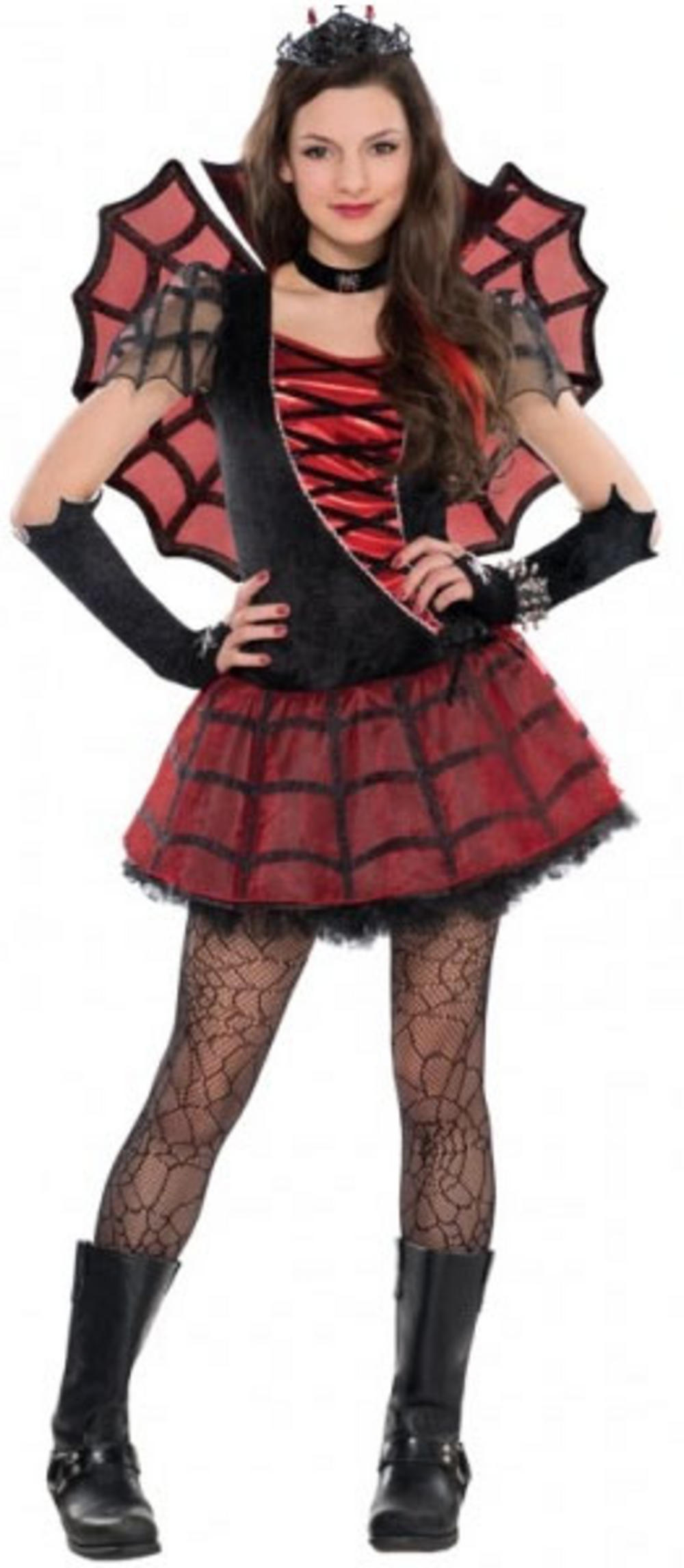 Ladies Spider Queen Costume