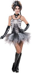 Black & Bone Skeleton Costume