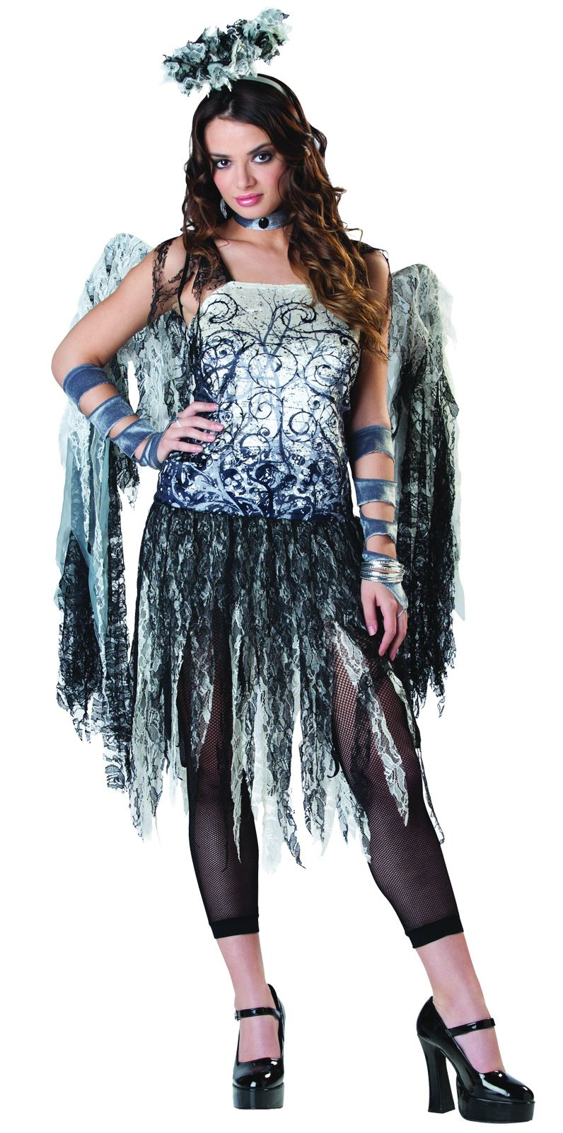 Dark Angel Costume  All Ladies Halloween Costumes  Mega. Living Room Window Treatment Ideas. Above Fireplace Decor. Safe Room Cost. Decorative Laundry Basket. Vintage Wedding Decorations Ideas. 2 Panel Room Divider. Unique Office Decor. Escape Room Deals