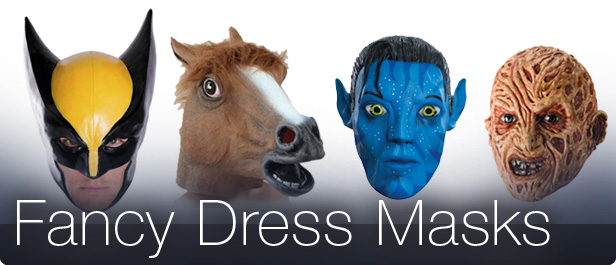 Fancy Dress Masks