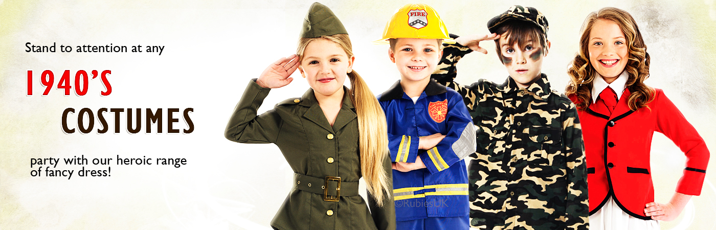 Military and Uniform Costumes