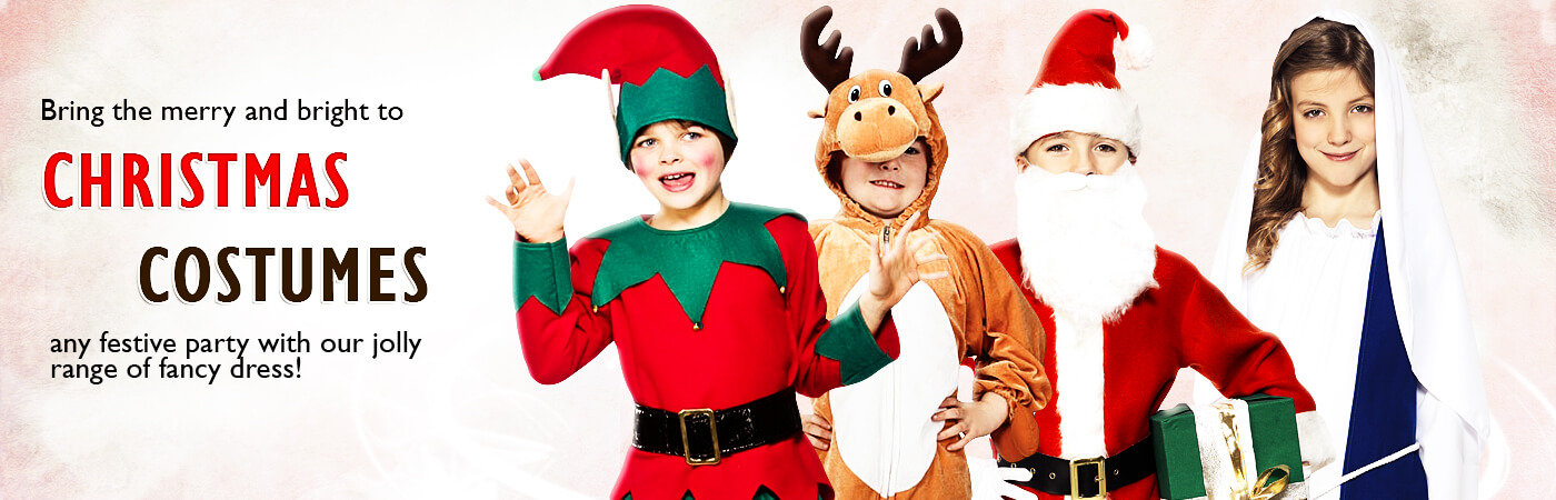 ed5a05593d0d6 Christmas Costumes | Mega Fancy Dress