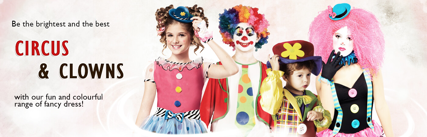 Circus clown dating site