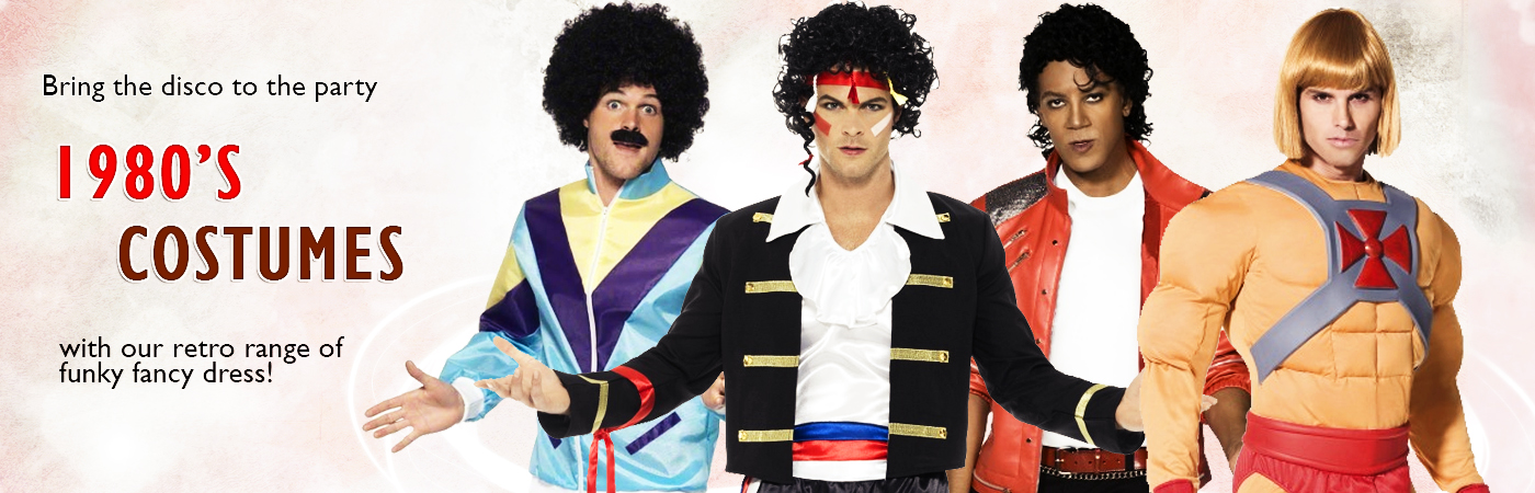 FUN HOUSE Costume Fancy Dress TV Show Games Mens Ladies Top Funny Retro 80s 90s