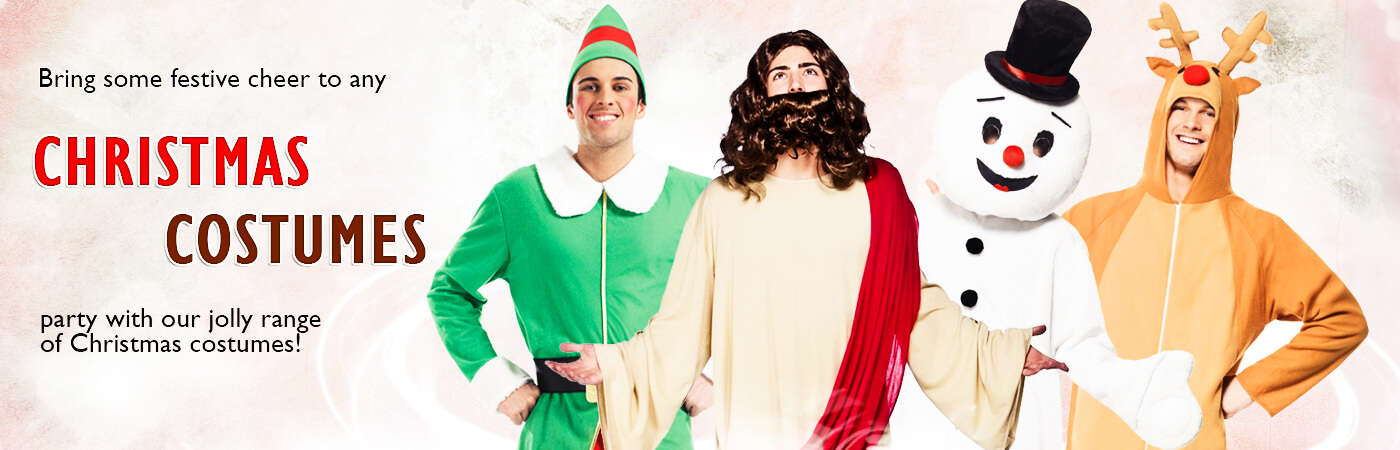 Christmas Fancy Dress  c83340251ab1