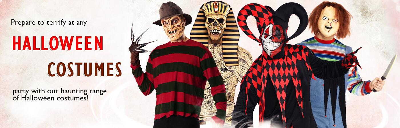 Halloween Costumes  sc 1 st  Mega Fancy Dress & Halloween Costumes | Mega Fancy Dress