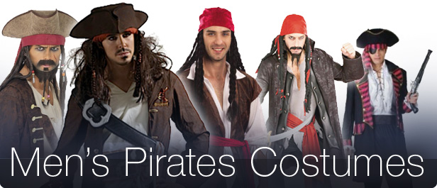 Pirate Costumes  sc 1 st  Mega Fancy Dress & Pirate Costumes | Mega Fancy Dress
