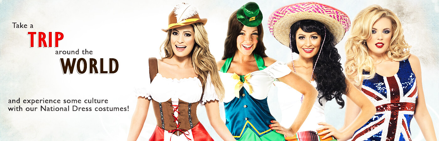National Dress Costumes  sc 1 st  Mega Fancy Dress & National Dress Costumes | Mega Fancy Dress