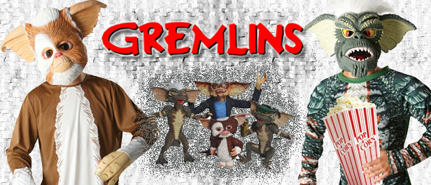 gremlins costumes mega fancy dress