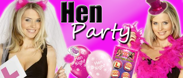 Hen Party Costumes