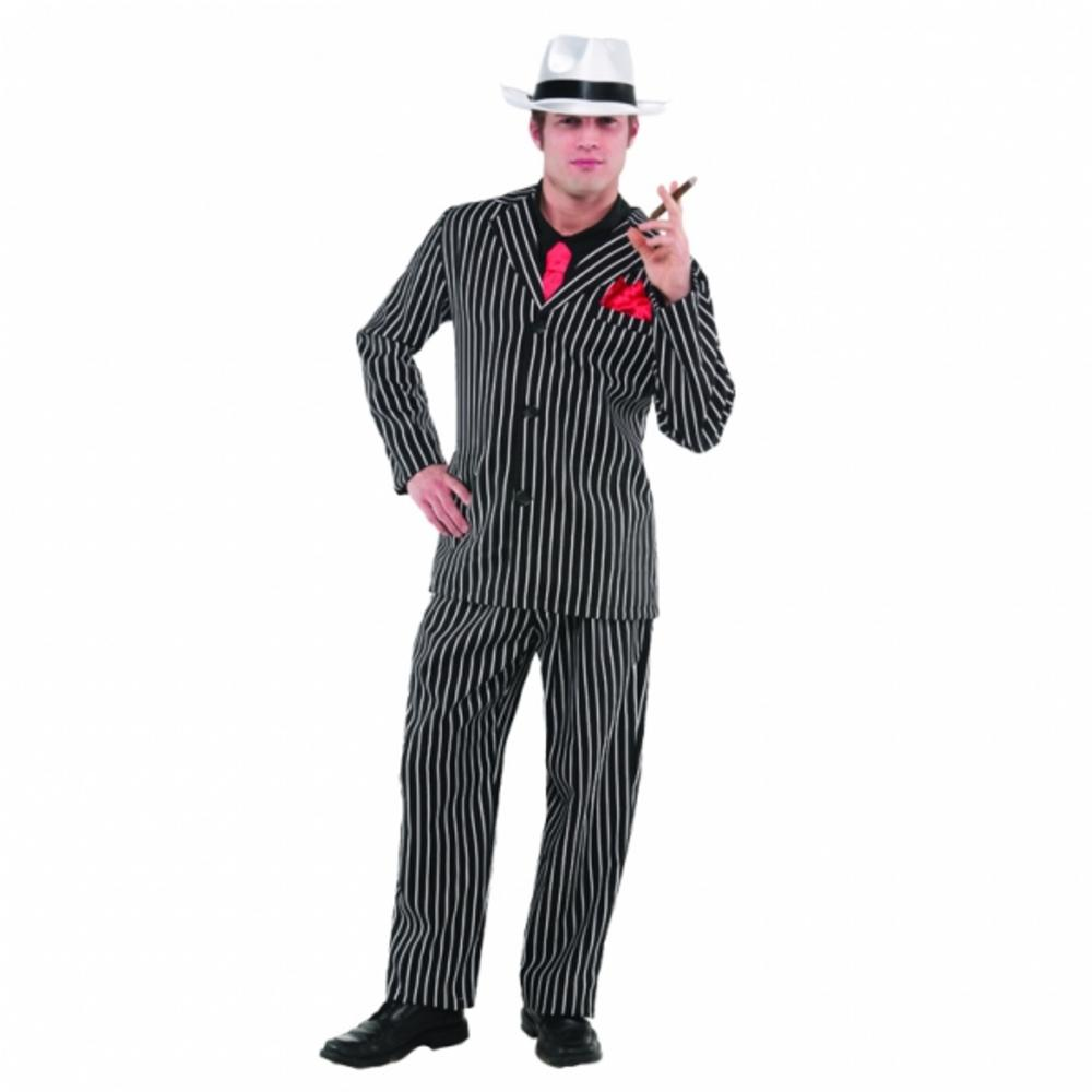 Mobster Gangster Costume