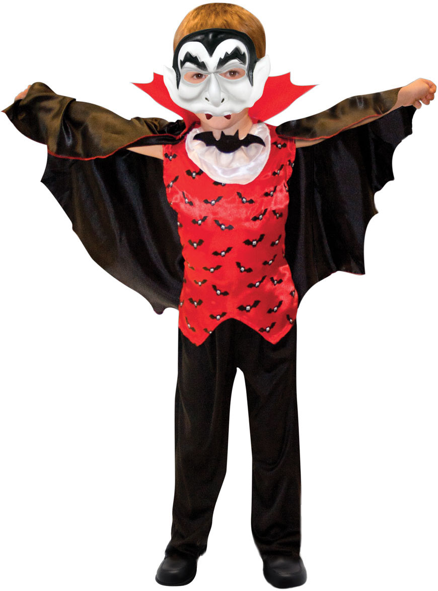 Dracula Costume All Halloween Mega Fancy Dress