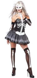 Skeleton Masquerade Costume
