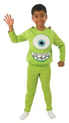 Monsters Inc. Deluxe Mike Costume