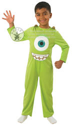 Monsters Inc. Classic Mike Costume