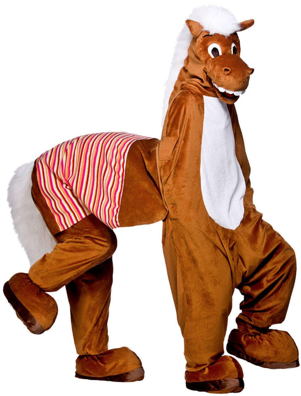 2 Man Pantomime Horse Costume