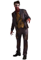 Shawn The Undead Costume