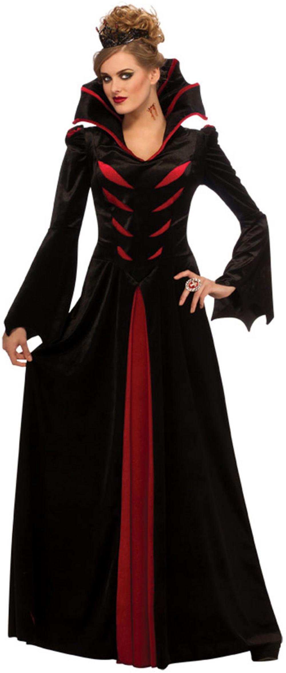 Queen of Vampires Costume