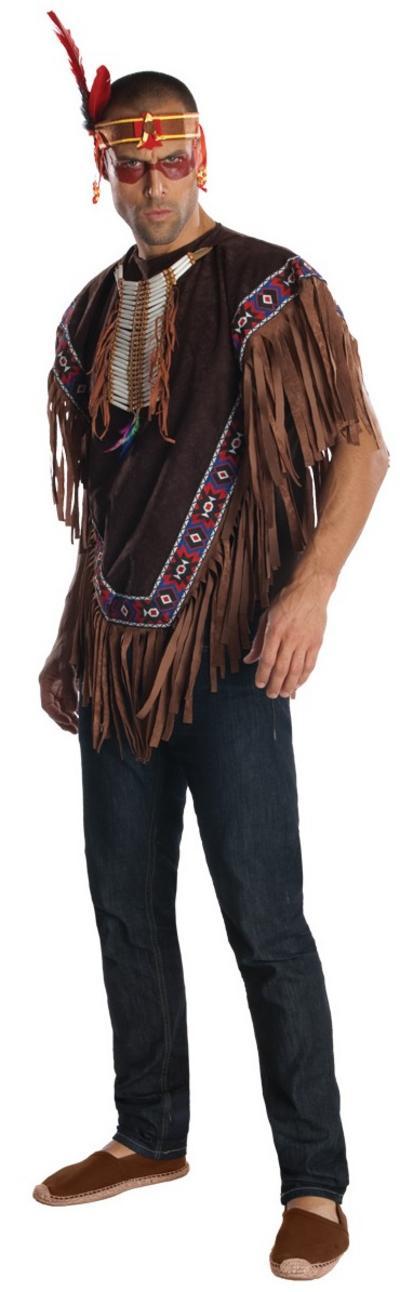 Menu0026#39;s Cowboy u0026 Indians Fancy Dress Costumes | Mega Fancy Dress