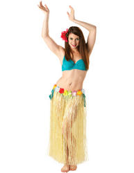 Long Hawaiian Skirt