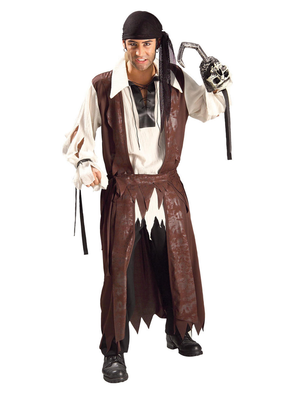 Caribbean Pirate Fancy Dress Costume