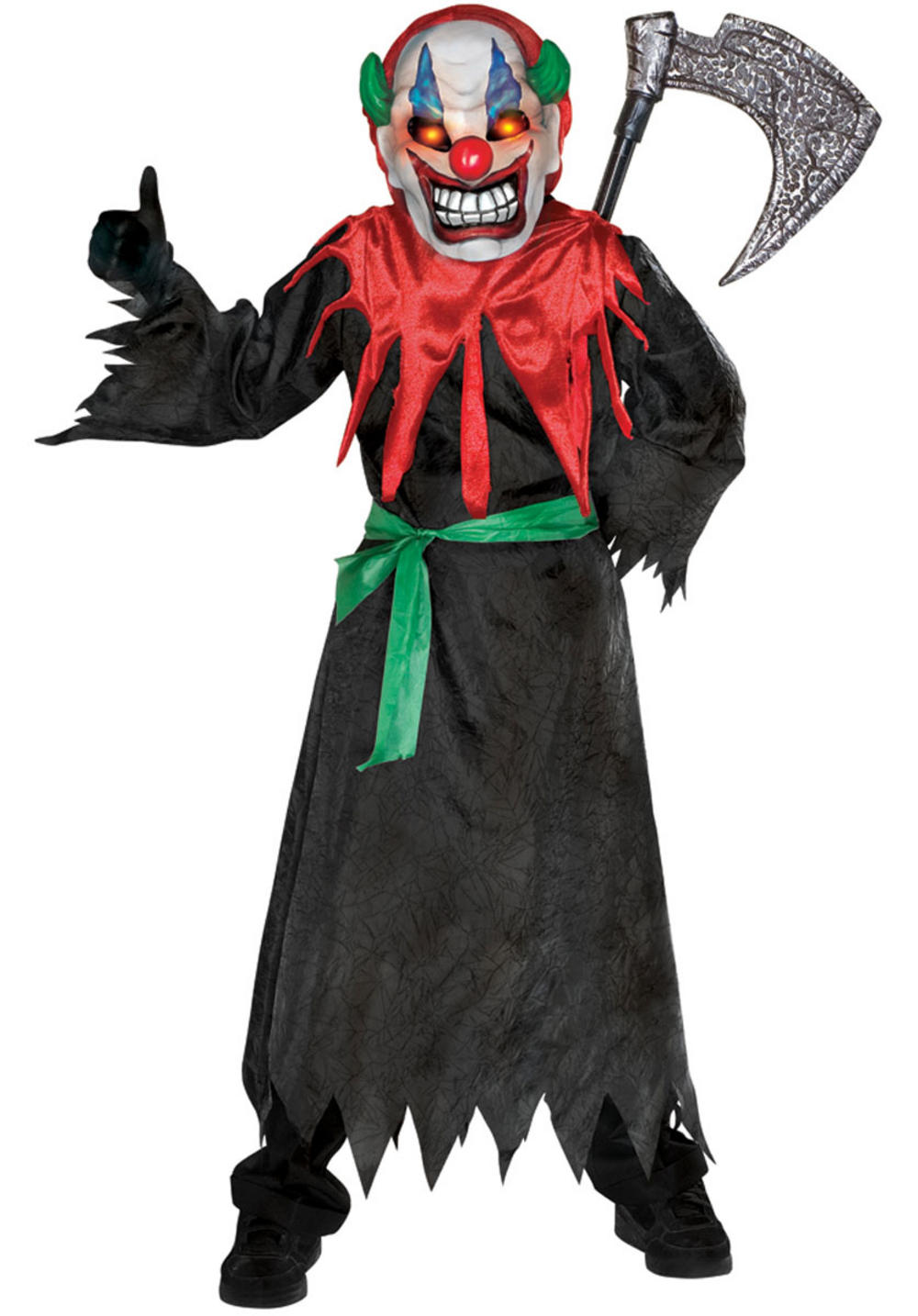 Crazy Clown Costume