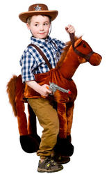 Ride on Horse Costume