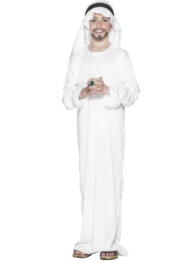 Arabian Boys Costume
