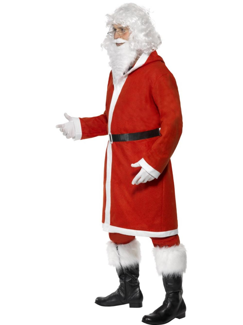 Father Christmas Costume Santa Costumes Mega Fancy Dress